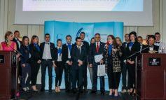 """Un nou premiu de excelență pentru Universitatea """"Danubius"""" (P)"""