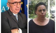 Marius Stan și Viorica Gotu se pupă întru susținerea campaniei lui Ponta