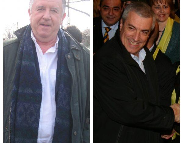 Eugen Durbacă îl susține pe Călin Popescu Tăriceanu. Pe la spate, normal!