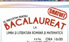 """Universitatea """"Danubius"""" organizează cursuri de pregătire pentru Bacalaureat (P)"""