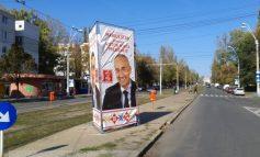 Primarul Stan a fugit de pe spațiul verde într-o stație de tramvai (foto)