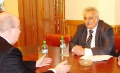 Bacalbașa i-a spus bancuri cu Bulă Ambasadorului Marii Britanii