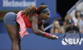 Halep a bătut astăzi o clătită neagră și grasă, care semăna cu Serena Williams