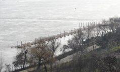 Ușor, ușor, portul de ambarcațiuni ușoare este luat de Dunăre