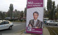 Dan Diaconescu strigă orice, inclusiv din Galați, numai să nu ajungă la pușcărie
