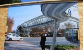 Primarul Marius Stan construiește Poarta Timpului...pierdut