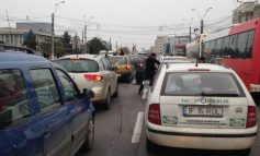 Tocmai am surprins o cafteală în trafic (galerie foto)