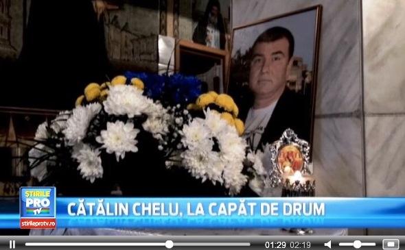 """Mesajul """"decedatului"""" Cătălin Chelu pentru cei care cred că el a murit"""