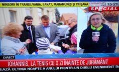 Stați la rînd dacă vreți să îi dați limbi în cur lui Klaus Iohannis