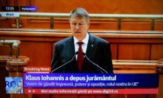 Discursul pentru proști exaltați rostit de Klaus Iohannis (video)