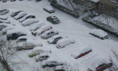 Sărbătorile gălățenilor s-au terminat, brusc, într-un morman de zăpadă