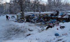 Galațiul intră în 2015 cu ghenele pline de gunoi, dar cu taxa de habitat plătită la zi