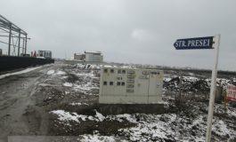 La Galați, autoritățile au aruncat cu noroi în presă