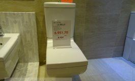 Mega reducere în Galați: un veceu de 9.931 de lei costă acum numai 6.951 lei (foto)