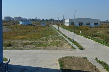 Jaf ca în codru la parcul industrial: de 5 milioane de euro, au apărut niște bălării și multe nereguli