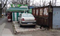Noul Galați: loc de parcare inaugurat înainte să fie făcut de primarul Stan (foto)