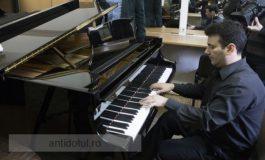 Teatrul Muzical și-a inaugurat pianul Steinway