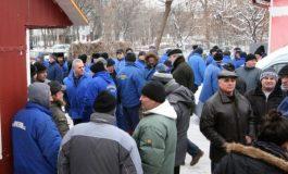 Plimbarea șomerilor Apaterm, împiedicată de grevele transportatorilor și ale funcționarilor