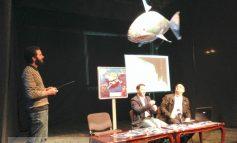 """Premiera """"Mica sirena"""" - adică teatru de animație"""