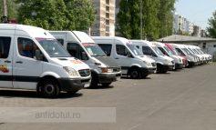 Vrăjeala cu contractul sau după ce reguli vor circula de acum maxi-taxi-urile prin Galați (video)