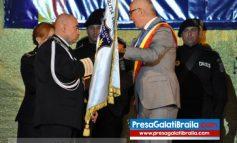 Marius Stan, surprins de Poliția Locală cu drapelul în mînă