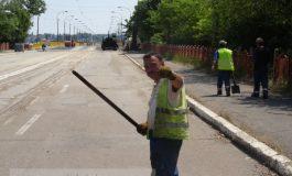 Reportaj pe Viaduct, cu două zile înainte de inaugurarea ordonată de primarul Stan