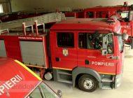 Pe motiv că prezintă risc seismic, Guvernul vinde garajul pompierilor gălățeni