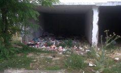 Micul mall va fi îngropat într-un munte de gunoi