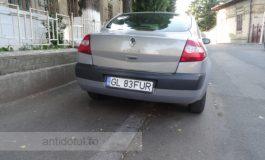 După număr, asta pare să fie mașina viceprimarului Florin Popa (foto)