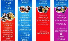 """Admitere 2015 la Universitatea """"Danubius"""": licență, masterat, cursuri postuniversitare și școală postliceală (P)"""