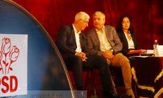 Relatare de la realegerea lui Florin Popa ca șef al cotețului PSD Galați (foto)