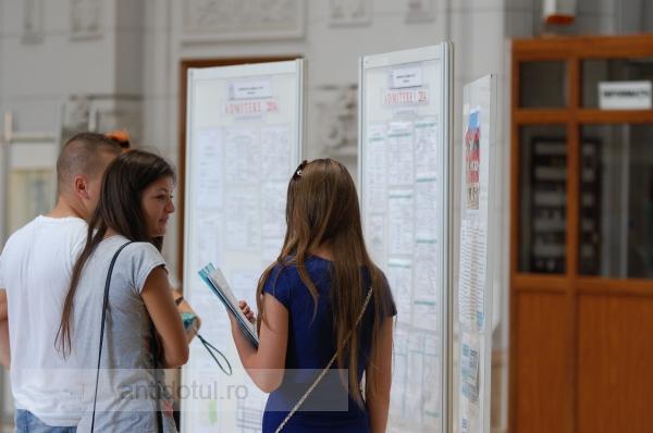 """Universitatea """"Dunărea de Jos"""" scoate la concurs 3697 de locuri"""