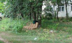 Reședința mea de vară chiar e afară.  Mobexpert, promovat de boschetari (foto)