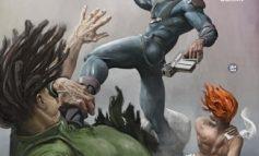 Gheonoaia este un mutant cu patru mâini în noul număr al revistei TFB