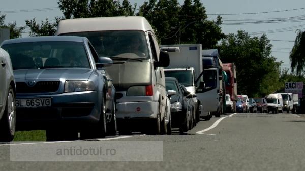 Întrebare de la șoferi: mama șefului de la CNADNR s-a plimbat astăzi între Galați și Brăila?