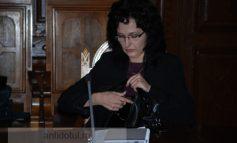 Laura Marin a demonstrat o loialitate de 100%. Pentru partid și Guvern, că doar nu pentru gălățeni