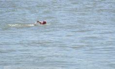 Avram Iancu este primul român care traversează Canalul Mînecii. Primul român din săptămîna asta!