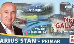 După un miniMall, Marius Stan (re)promite un stadion la mîna a doua (video)