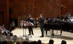 """""""Duelul viorilor"""" promovat pe muțește de Teatrul Muzical"""