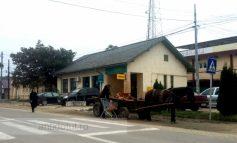 În județul Galați se practică transportul eco la cumpărături