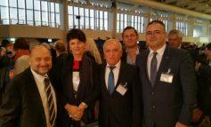 Rectorul Universităţii Danubius reprezintă mediul academic gălăţean la Forumul anual al strategiei Uniunii Europene pentru Regiunea Dunării (P)