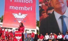 Gen. Oprea a ratat targetul său penibil: 1 milion de membri UNPR pînă în 2016