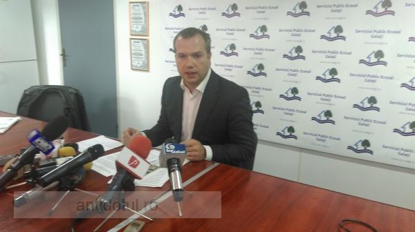 Directorul Ecosal, Ionuț Pucheanu, acuză un furt de identitate