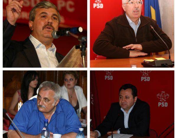 Top zece politicieni fără de care politica Galațiului ar fi mai curată