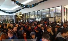 Serbările Galațiului 2015, ziua a 4-a: bizonii rupți de foame au invadat mall-ul!