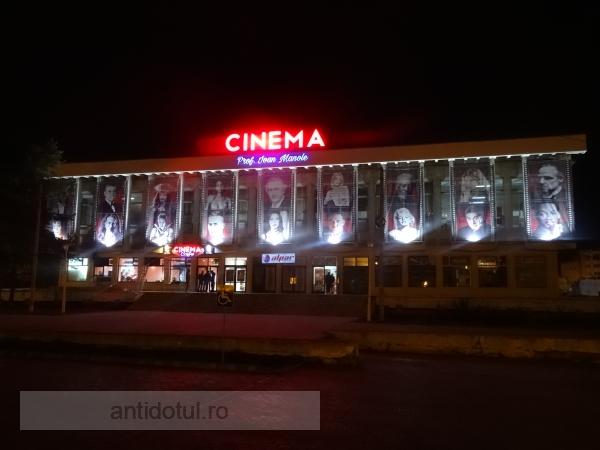 Trei chestiuni care deranjează la noul cinema 3D din Galați (foto)