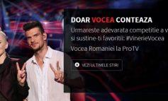 """Minciuna Vocea României: """"Aici doar vocea contează"""""""