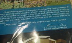 """""""Raportul Primarului Municipiului Galați""""- o ficțiune care merită premiul TEMBEL pentru literatură"""
