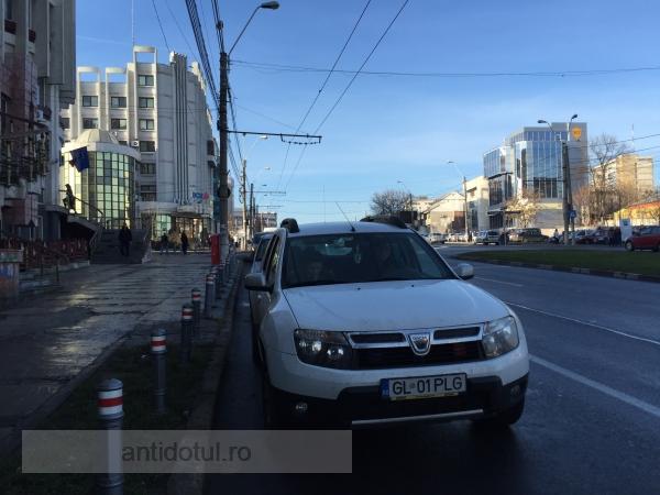 Poliția și ANAF-ul au ajuns să parcheze ca tot borfașul
