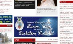 Scandalos: felicitare din bani publici, în Viața Liberă, din partea primarului Stan